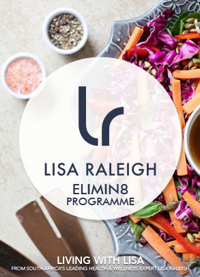 Lisa Raleigh Elimin8 cover