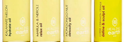 Lisa Raleigh uses eco-friendly Healing Earth products