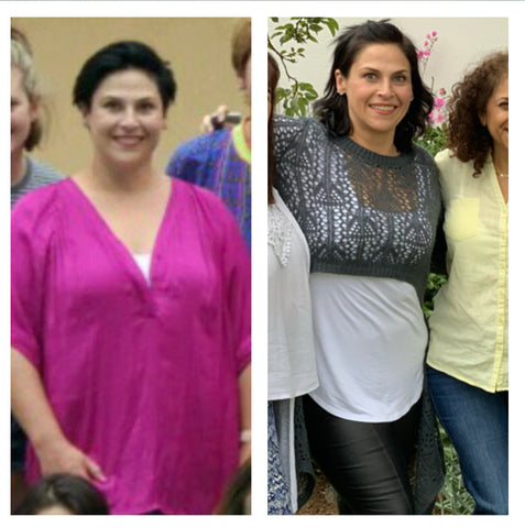 Rebounding testimonial: Mia's weight loss journey