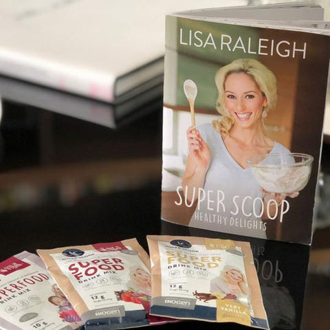 super scoop recipe book