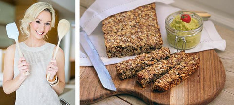 Lisa Raleigh's superfood seed bread