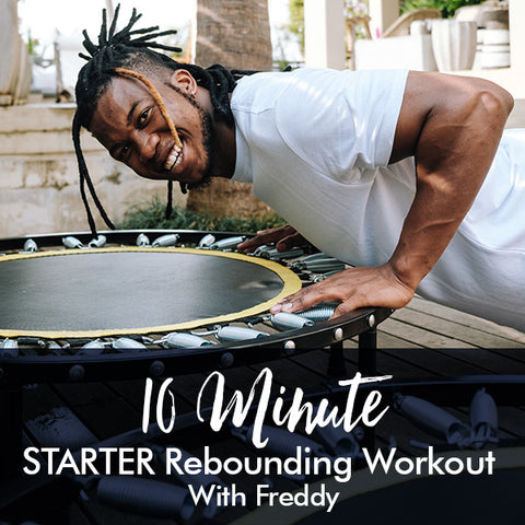 10-Minute STARTER Rebounding Workout with Freddy