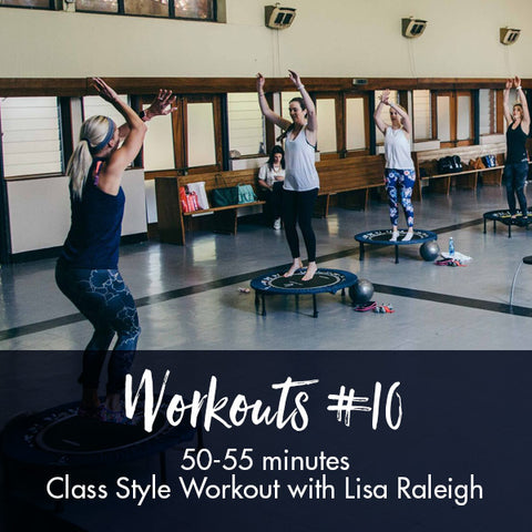 Class Style Workout #10