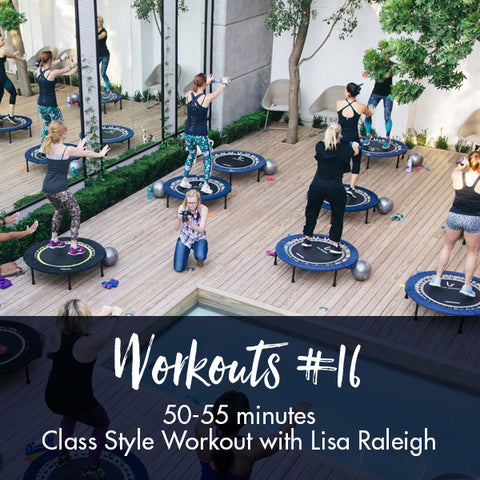 Class Style Workout #16