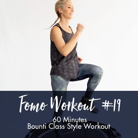 Class Style Workout #19