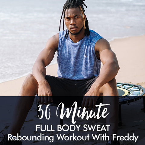 30-Minute SWEAT Workout with Freddy