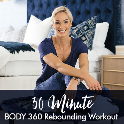 30-Minute BODY 360 Rebounding Workout