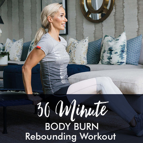 30-Minute BODY BURN Rebounding Workout