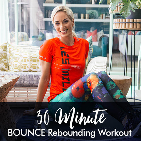 30-Minute BOUNCE Rebounding Workout