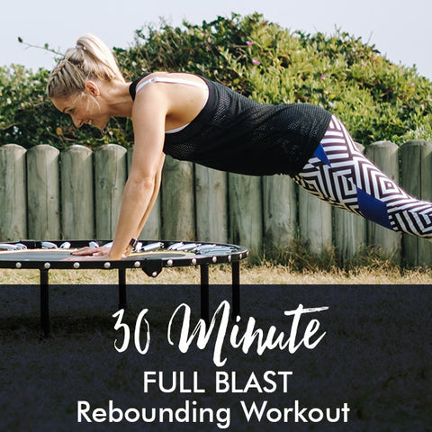 30-Minute FULL BLAST Rebounding Workout