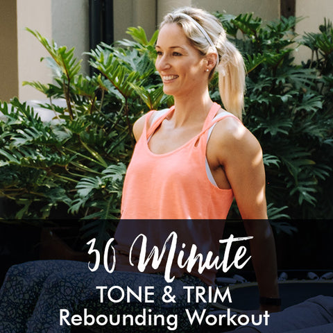 30-Minute TONE TRIM Workout