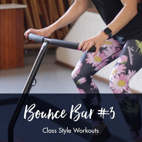 Bounce Bar Class Style Workout #3