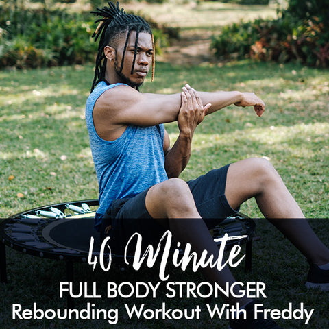40-Minute STRONGER workout with Freddy