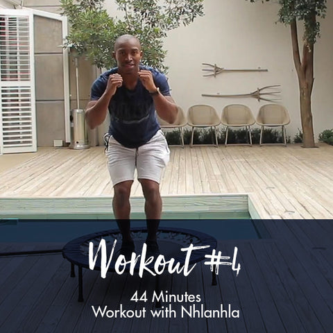 Workout with Nhlanhla #4 | 44 Minutes