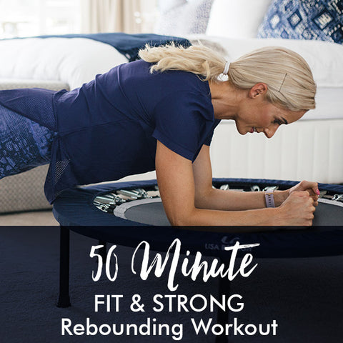 50-Minute FIT AND STRONG Workout
