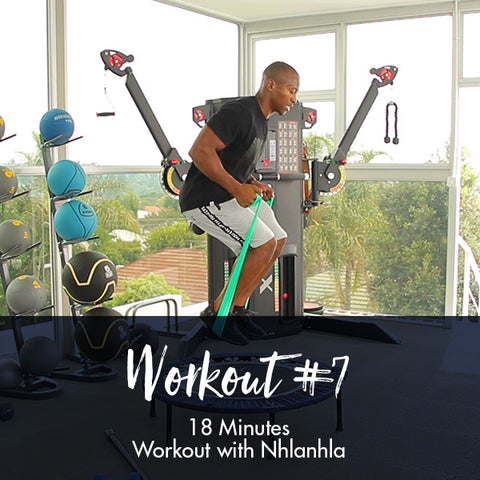 Workout with Nhlanhla #7 | 18 Minutes
