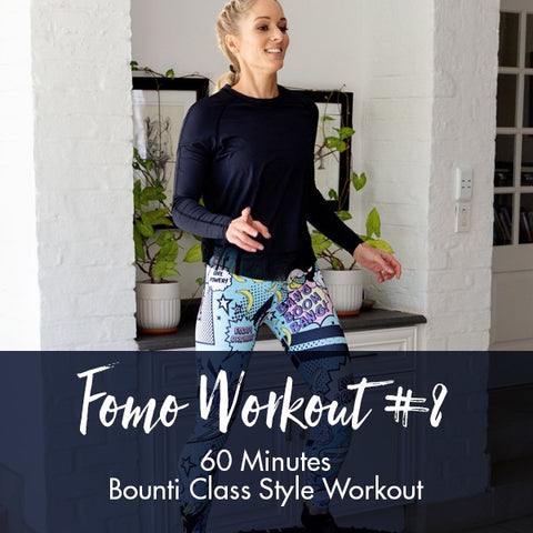 Bounti FOMO Style Workout #8