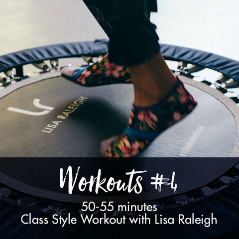 Class Style Workout #4