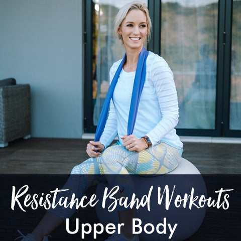 Resistance Band PDF Workout | Upper Body