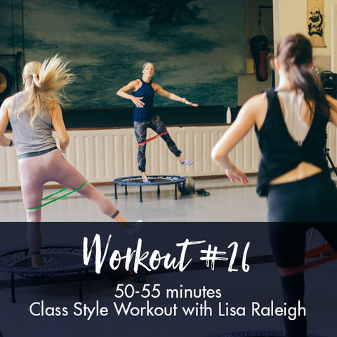Class Style Workout #26