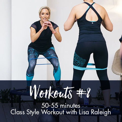 Class Style Workout #8