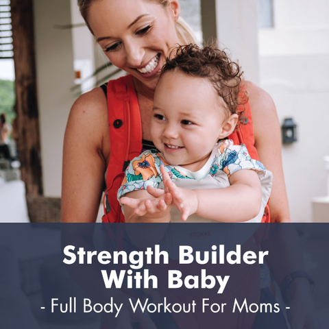Strength Builder with Baby I PDF Workout
