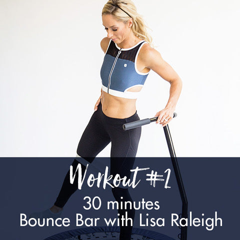 Bounce Bar Workout #2