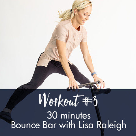 Bounce Bar Workout #3