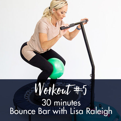 Bounce Bar Workout #5