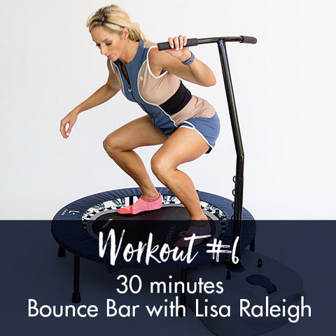 Bounce Bar Workout #6