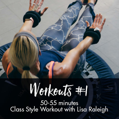 Class Style Workout #1