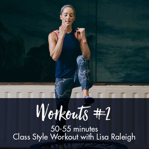 Class Style Workout #2
