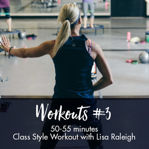 Class Style Workout #3