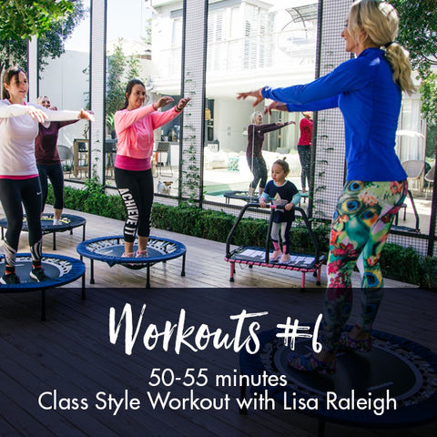 Class Style Workout #6