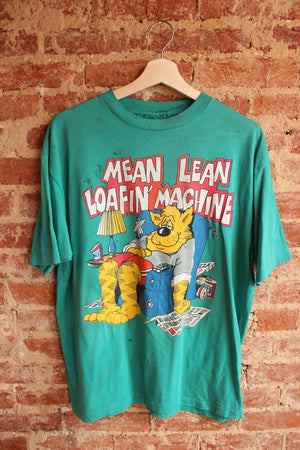 Mean Lean Loafin' Machine Tee
