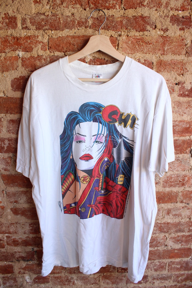 Shi Asian Warrior Tee