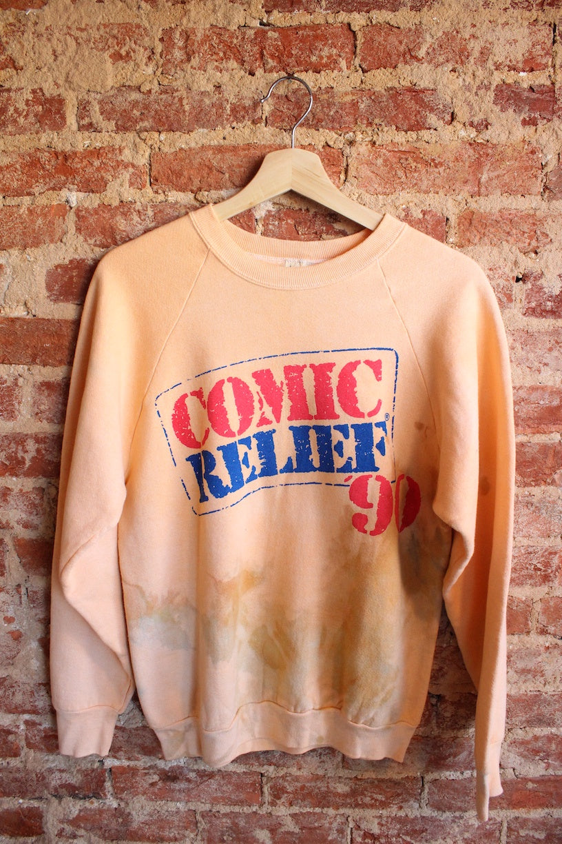 Comic Relief '90 Crewneck