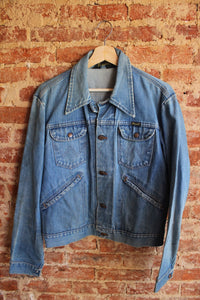 Wrangler Patch Denim Jacket