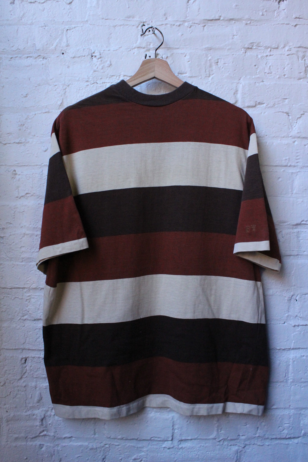 Hang Ten Brown Striped Tee