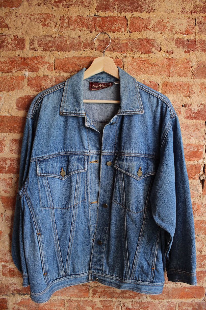 Sergio Valente Denim Jacket