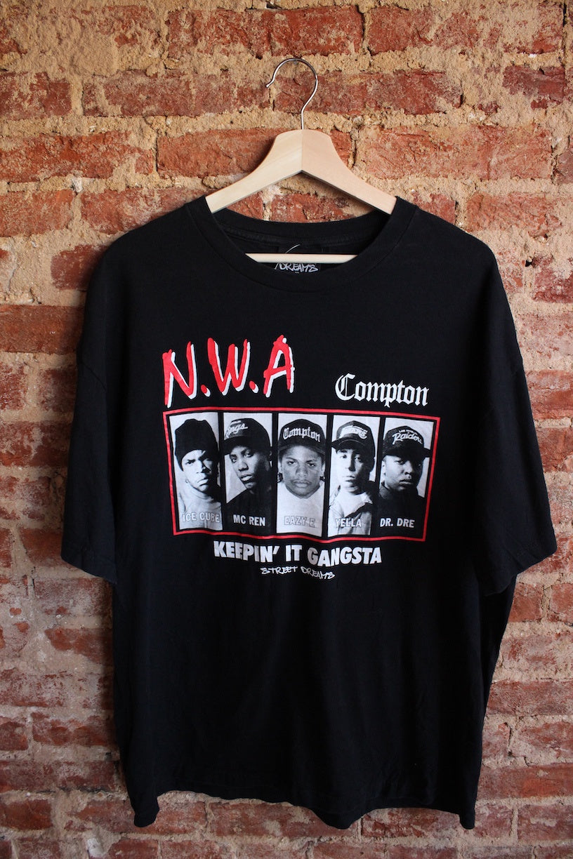 N.W.A. Keepin' It Gangsta Tee