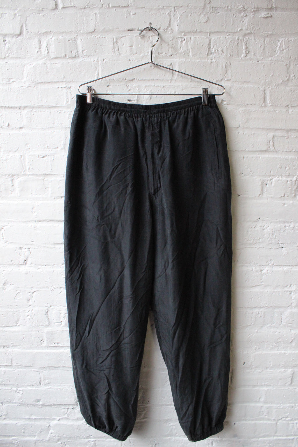 Silk Sweatpants
