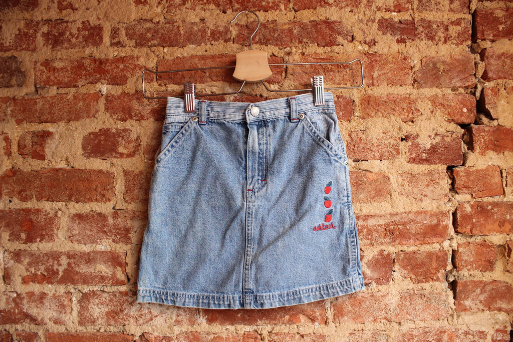 Kids Osh Kosh Denim Skirt