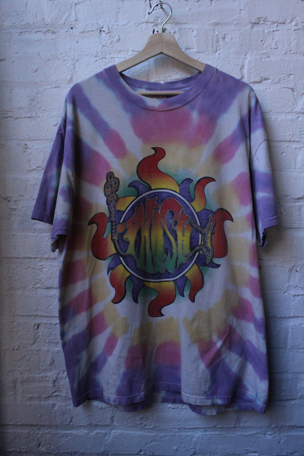 1998 Phish Tour Tee