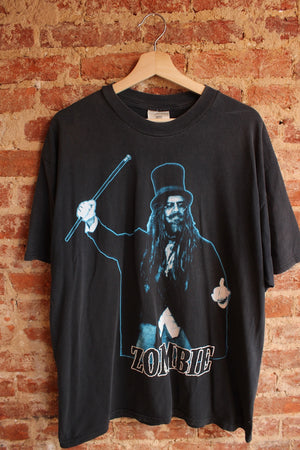 Zombie and Living Dead Girl Tee