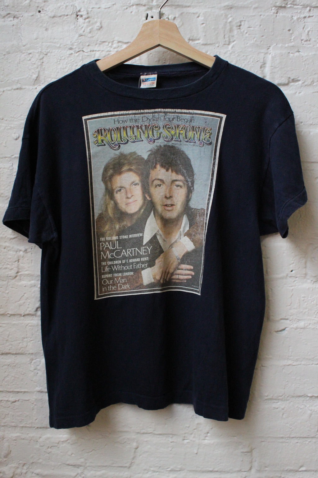 Pal McCartney Rolling Stone Cover Tee