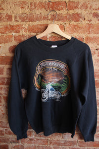 Sturgis 1994 Black Hills Rally Crewneck