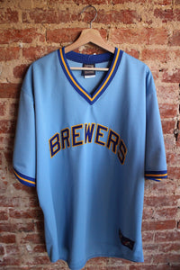 Brewers Cooperstown Collection Jersey