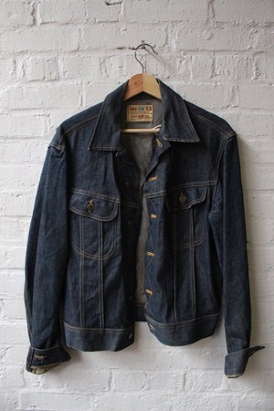 Lee Set Denim Jacket