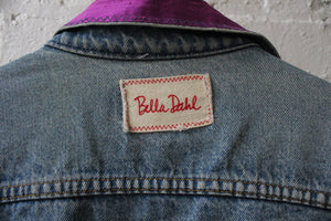 Bella Dahl Custom 80's Levi Denim Jacket